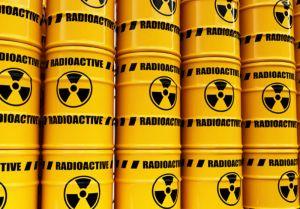 scorie radioattive piemonte
